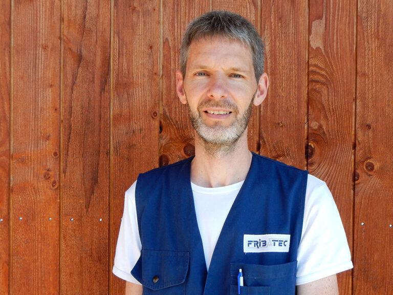 Portrait Lukas Fries